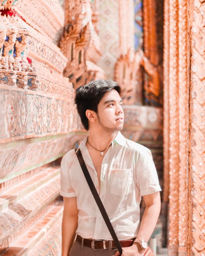 Red Diaz | Grand Palace, Bangkok, Thailand