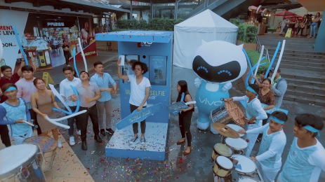 Are you ready for the Vivo Ultimate Selfie Challenge?