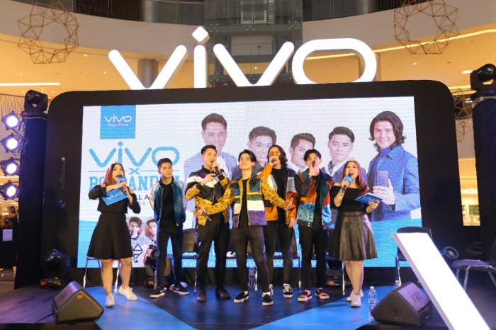 BoybandPH celebrates first anniversary in a Vivo All Screen Experience Mall Tour